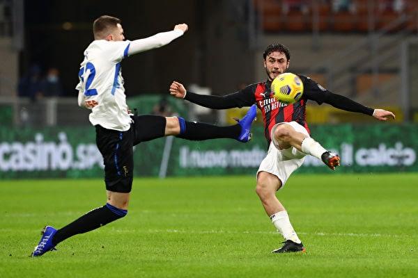 AC Milan v Atalanta BC – Serie A