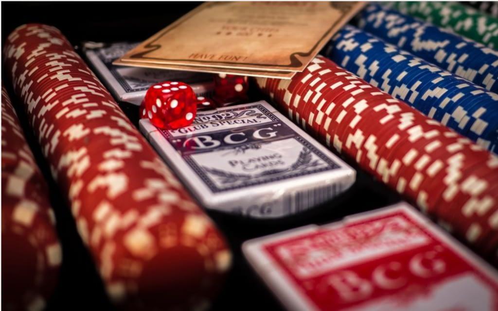 สมัคร casino